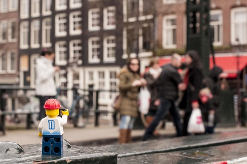 2014-03-16 Fascinating Amsterdam and a good tip for free! | by Ralph on and off