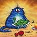 Irina Zeniuk's Blue Cats