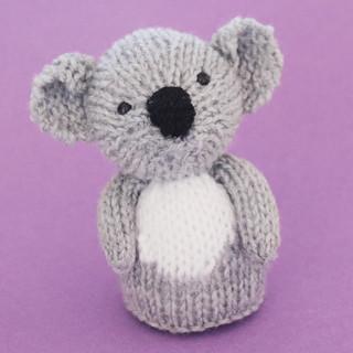 Koala Toy Pattern
