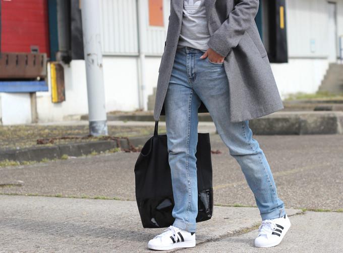 adidas superstar jeans