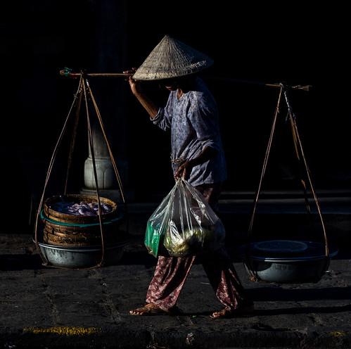 light sunrise vietnam hoian streetphoto lightroom