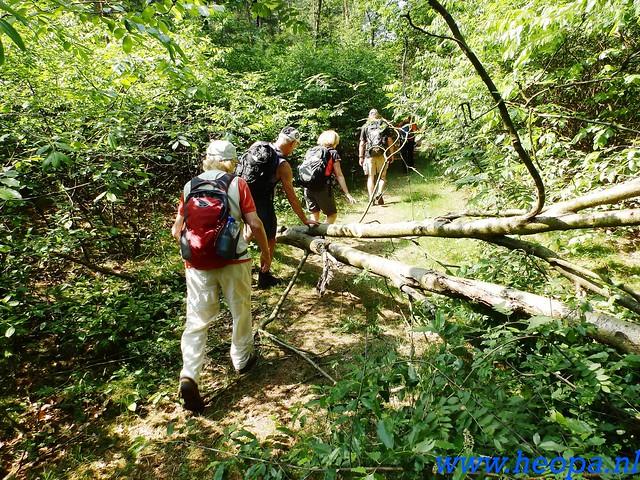2016-06-04  KIWANIS Paleizen wandeltocht 36 Km  (90)