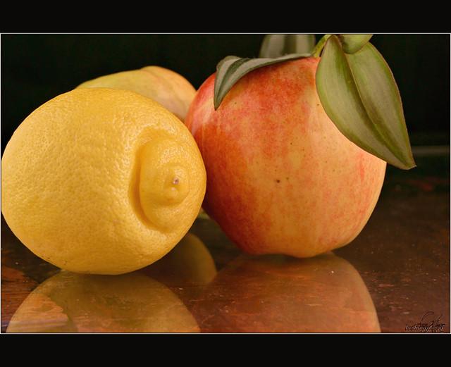 If life throws you a lemon