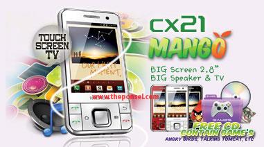 Micxon-CX21-Mango-