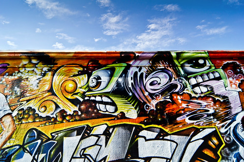 WERE - Houston Texas Graffiti @ Graffalot | by @iseenit_RubenS | R.Serrano Photography