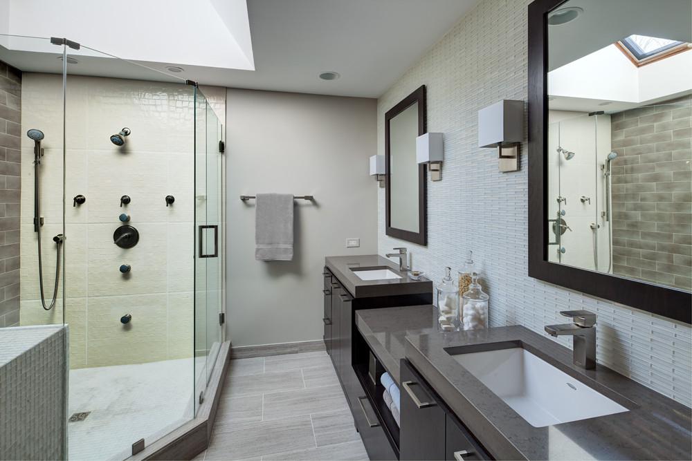 Superieur ... Modern Master Bathroom Design   By Lugbill Designs   Chicago Interior  Designers