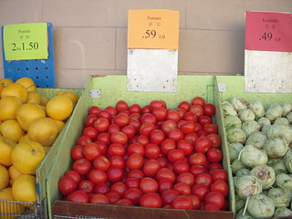 Tomatoes were 59 cents per pound | by axmai