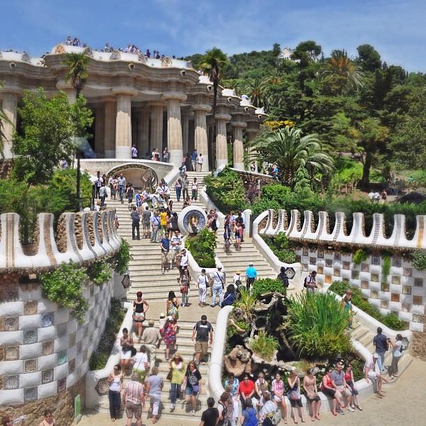 Casa Museo Gaudi.Casa Museu Gaudi Barcelona Spain Sharon Hahn Darlin Flickr