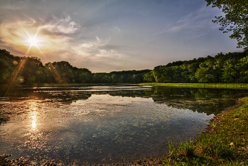 hdr lcfpd lakecountyforestpreservesdepartmentlcfpd lakewood spring sunrise mundelein illinois unitedstates