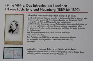 Nietzsche In Jena Linda Flickr