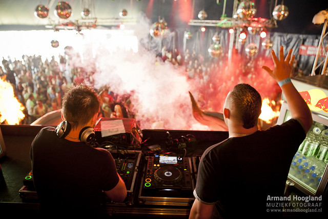 Obsession Outdoor Festival 2012