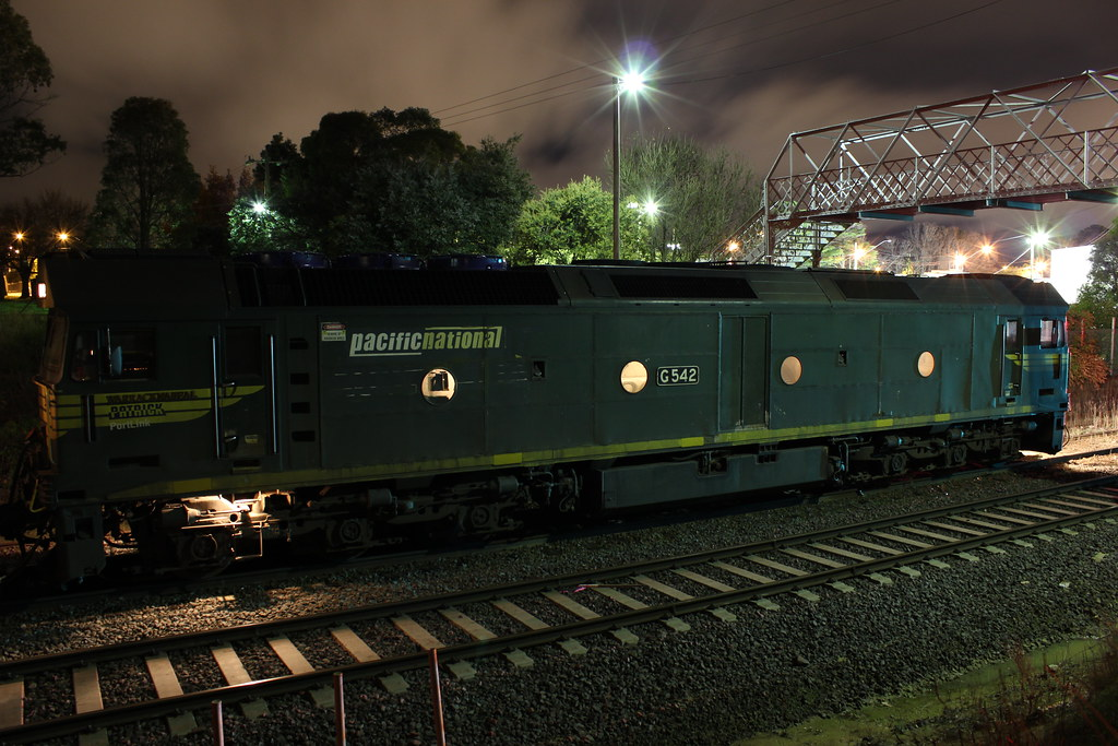 G542 in Ballarat by bukk05