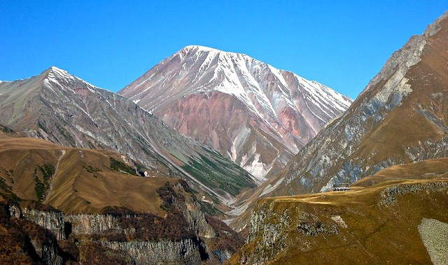 Georgian palette