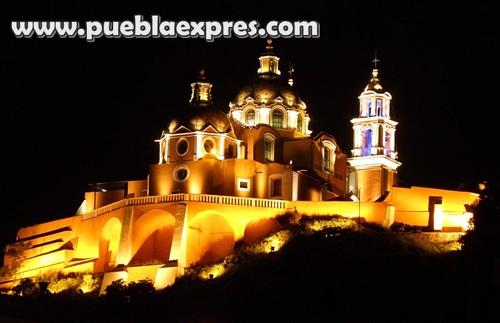 P6080045 Santuario Nuestra Señora de los Remedios. Cholula Puebla por Lyz Vega – Manuel Vela para Mv Fotografía Profesional / www.pueblaexpres.com