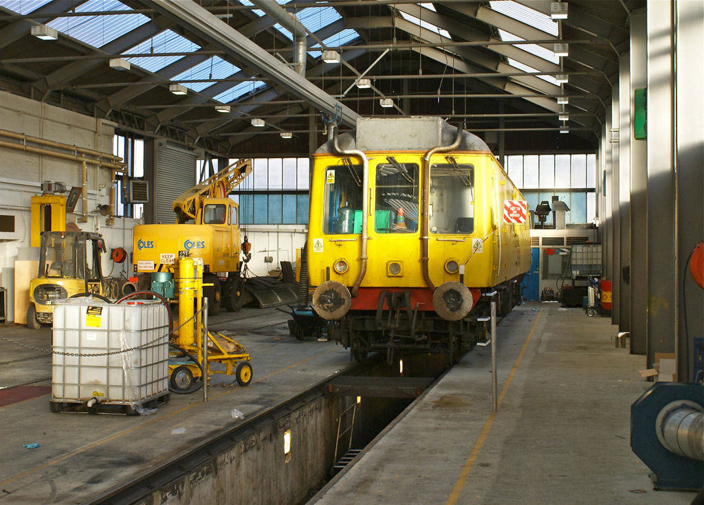 Ex 55029 Rugby Colas Depot