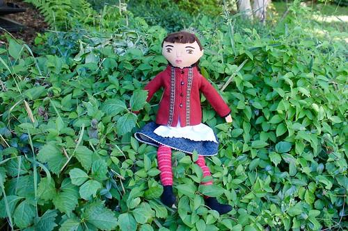Folktale girl | by Mimi K