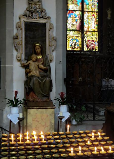 Notre Dame Konstanz - Unserer Lieben Frau - 0,4 sec