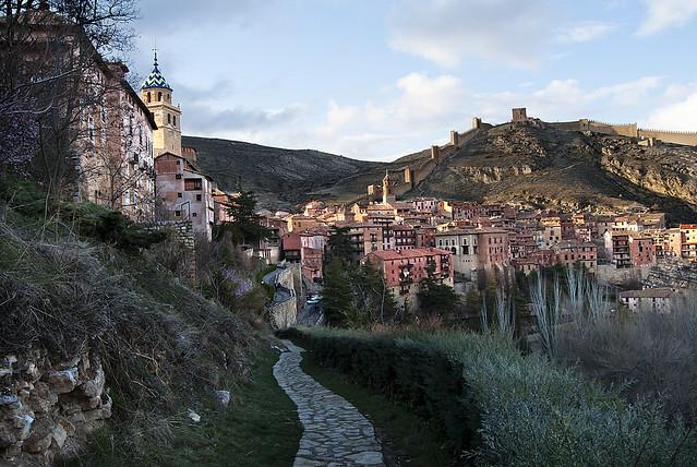 Albarracín ( Teruel)