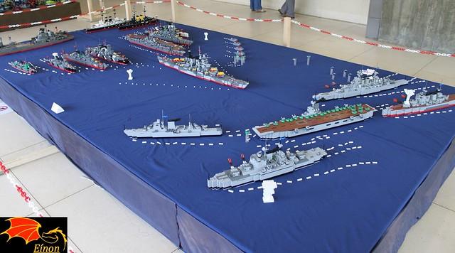 The battle! Kriegsmarine vs Royal Navy