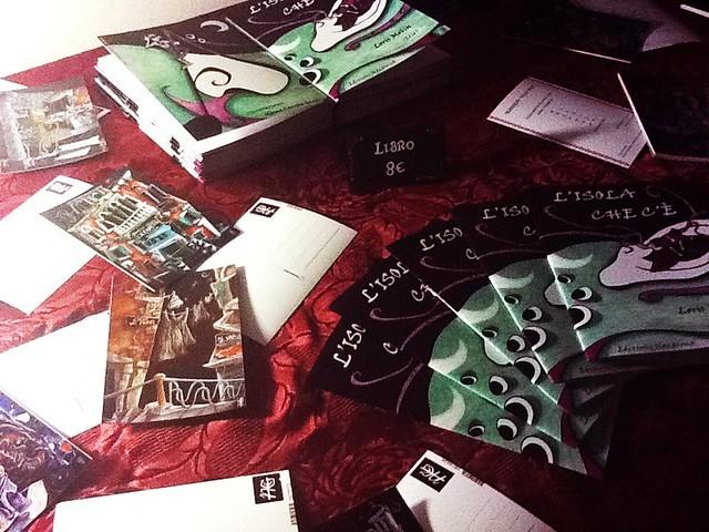 Libri e cartoline