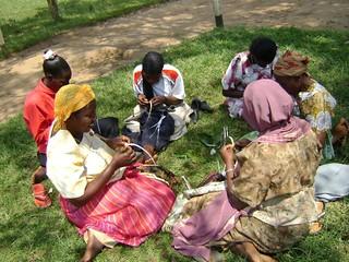 FMSC MarketPlace - Hope Again Women Ugandan Necklace | by Feed My Starving Children (FMSC)