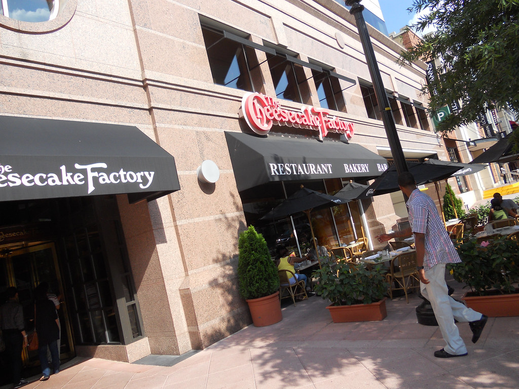 Chevy Chase Friendship Heights Cheesecake Factory Flickr