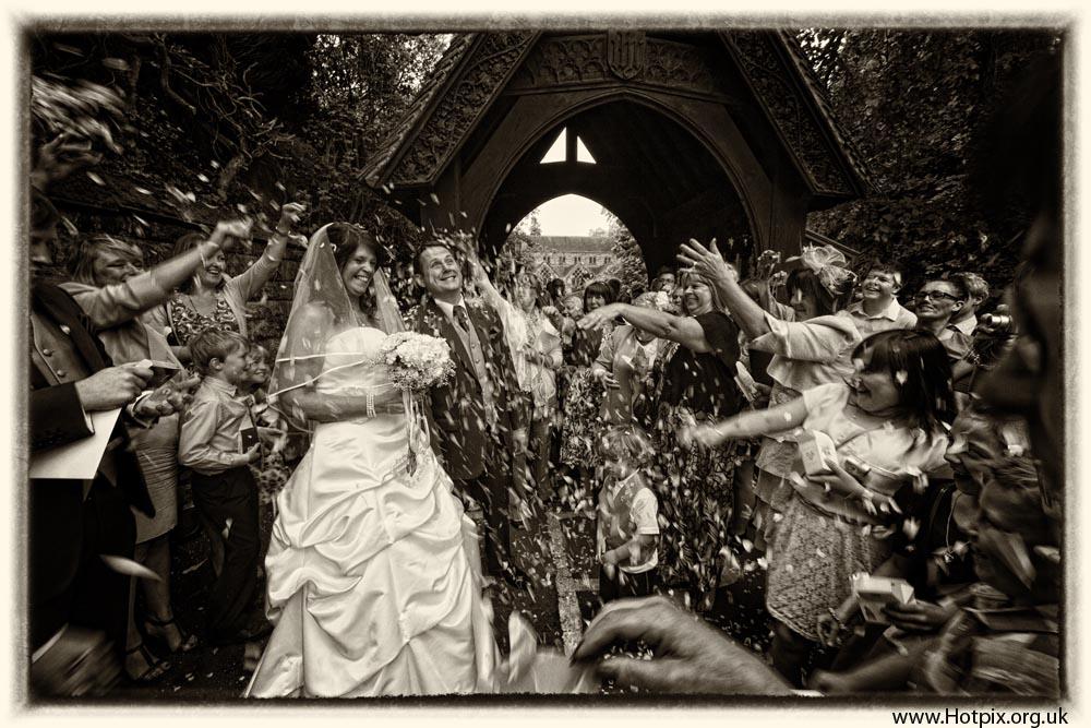 sepia,wedding,marriage,tyrone,julia,field,Codsall,Wolves,Wolverhampton,South,Staffordshire,Throwing,Confetti,Tettenhall,white,dress,traditional,mono,b/w,tony,smith,tonysmith,voluntas,hotpix,tonysmithhotpix,thathousingitguy,tonysmiththathousingitguy,city,town,happy,couple,english,country,church,churches,gate,wwedding
