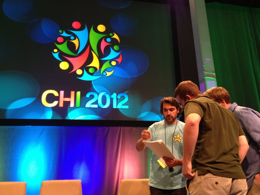 CHI Student Game Competition