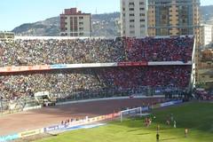Football in La Paz