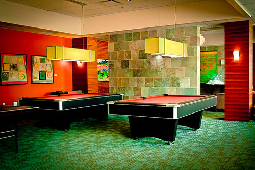 Euclid Commons Game Room