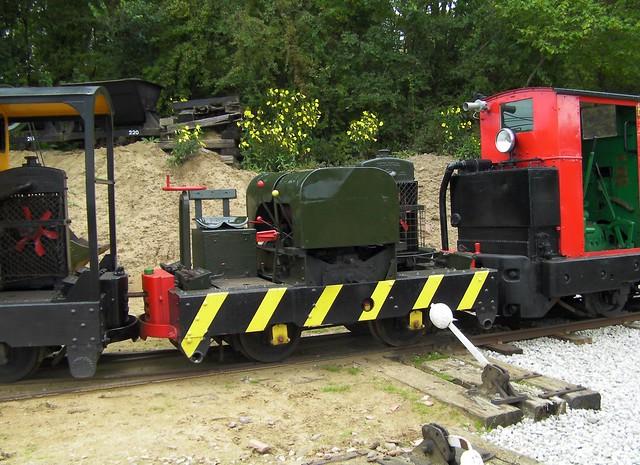 Stonehenge Works Sidings, Leighton Buzzard Light Railway