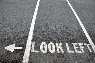 Look Left | by Koocheekoo
