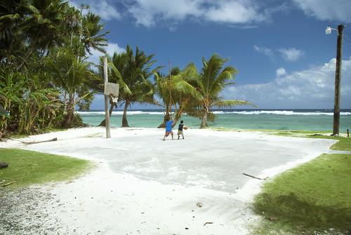 lost island paradise tropicalisland fsm idyllic tropics micronesia northpacific childrenplaying malem kosrae federatedstatesofmicronesia youthbasketball chervenak brazil9000 skeetolounge