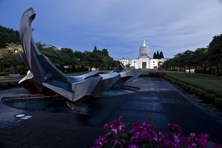 Oregon Capitol | by Max Rae -- Celebrate Photography