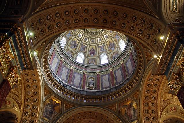 il centro della cattedrale - cathedral centerpoint
