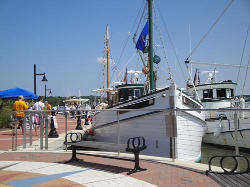 Leonardtown Wharf, Leonardtown