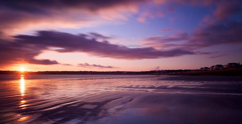 longexposure sunset clouds coastal jersey 10stop