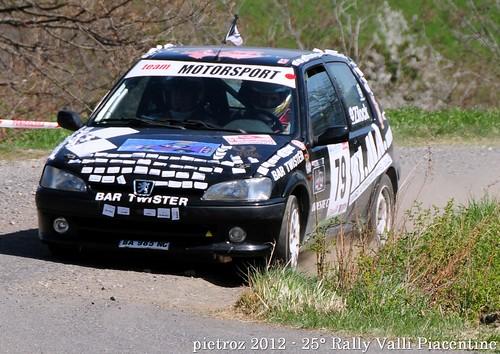 79-DSC_6758 - Peugeot 106 Rally - FA6 - Marlieri Giuseppe-Zilocchi Gianluigi - Proracing | by pietroz