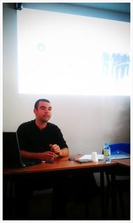 Parlant de #Javascript a la Festa #Ubuntu dels @ubuntaires