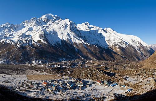asia himalaya kyanjingomba kyanjingumba langtang langtangnationalpark mountains nationalpark nepal
