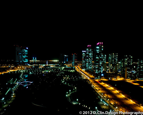 Songdo @ Night | by d.clin.design