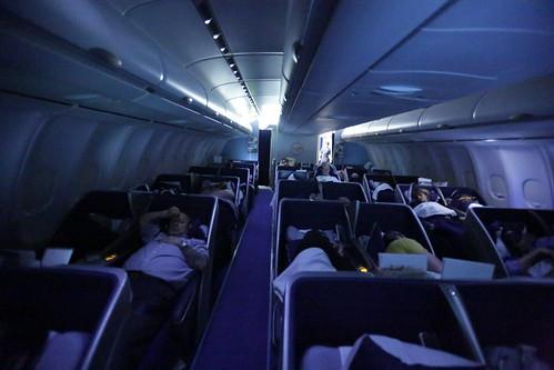 Business Class on Lufthansa | by Raymond  Mendoza