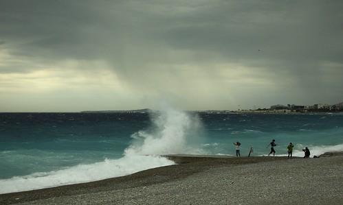sea france nice mare wave francia nizza onda
