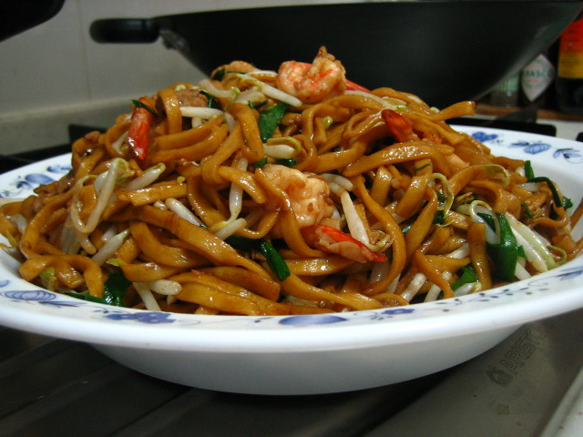 Chao Mian Chow Mien We Last Ate This Noodle In Clementi Si Flickr