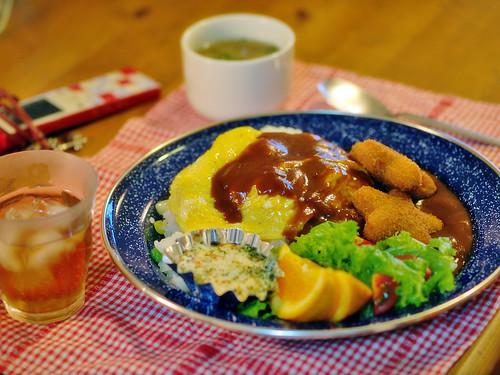 Star Festival dinner