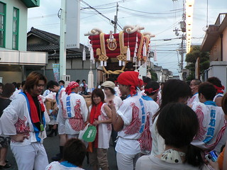 Mikoshi | by ghismo