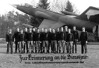 Lutfwaffenunterstützungs- gruppenkommando