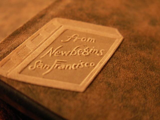 Bookstore Label