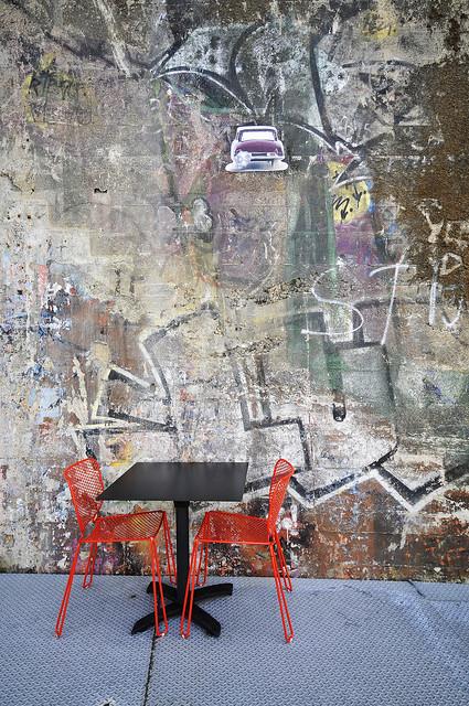 Nantes LA FABRIQUE terrasse - atana studio