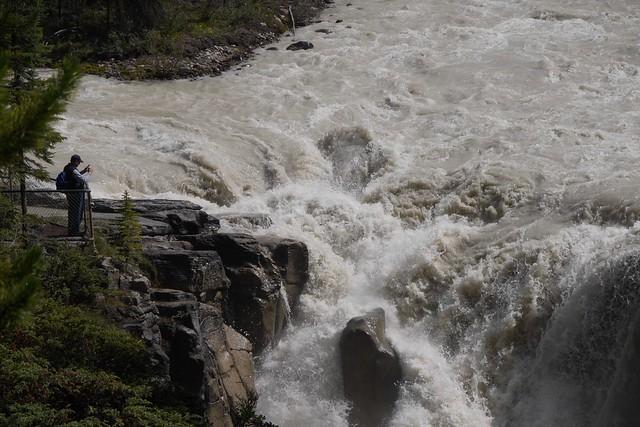 火, 2015-07-21 14:05 - Sunwapta Falls